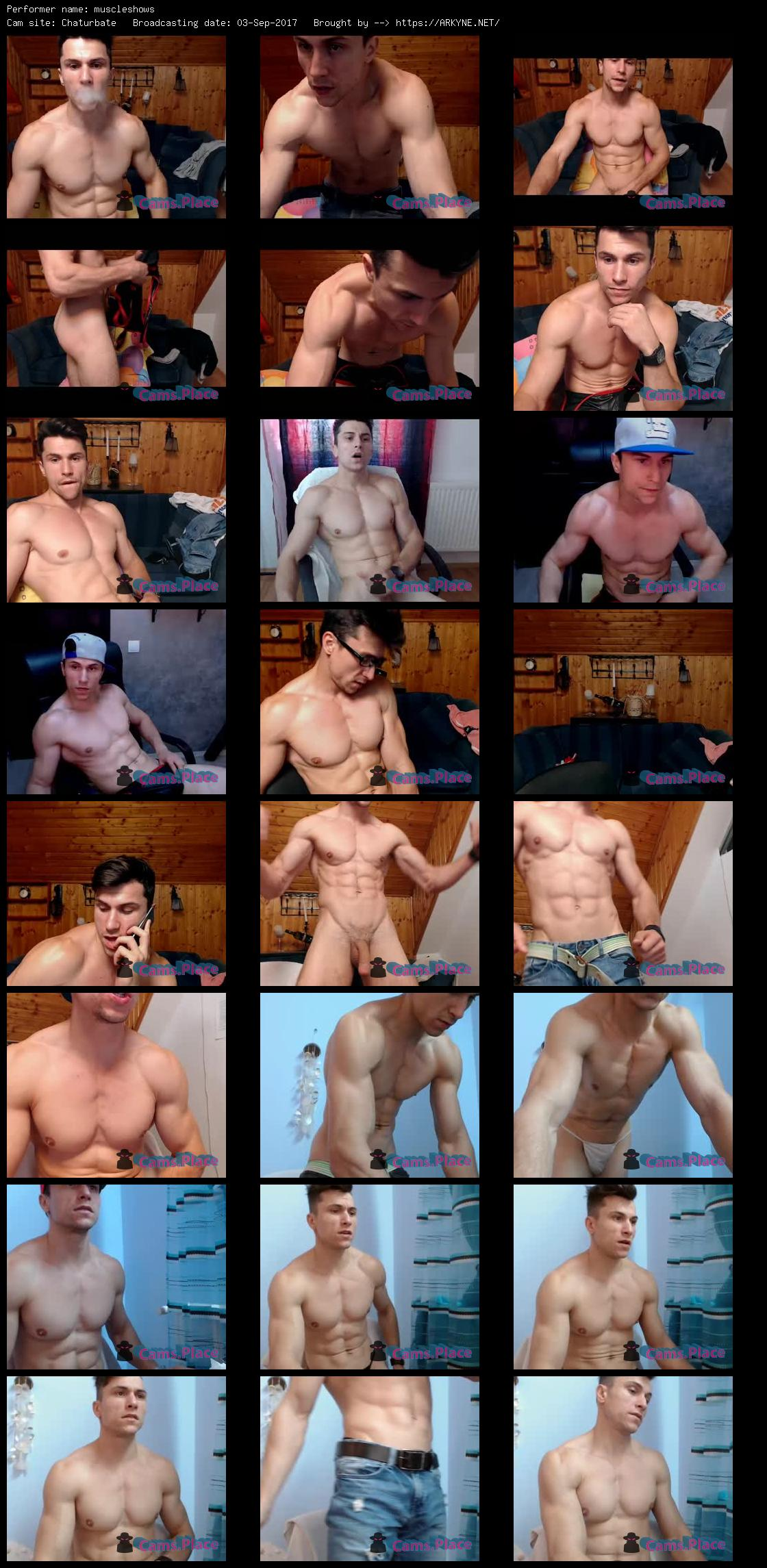 muscleshows's Show Preview